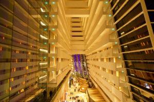 Hall du Marina Bay Sands