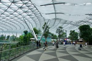 Le Jewel de l'aéroport Changi