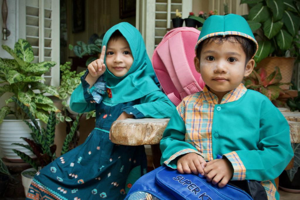 Bandaneira,Indonésie,Moluques,portrait