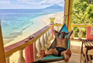 Pulau Ai, Moluques,iles Banda