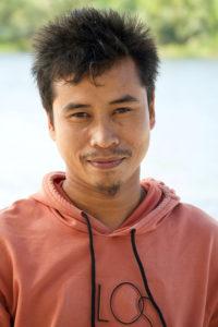 Jeune Cambodgien