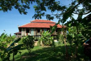 La Plantation entre Kampot et Kep