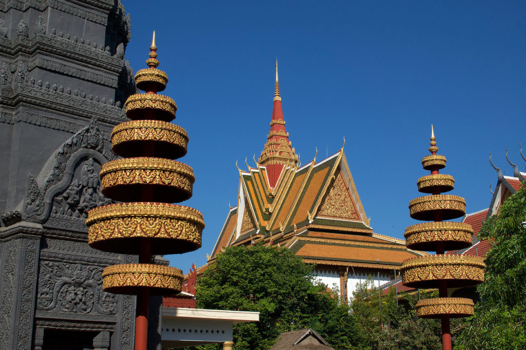 Wat Prom Rath de Siem Reap