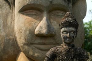 Statues de Bouddha Park