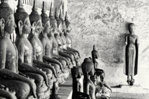 Statuettes du Wat Sisaket