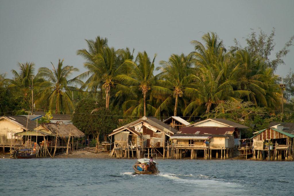 Ko Klang près de Krabi