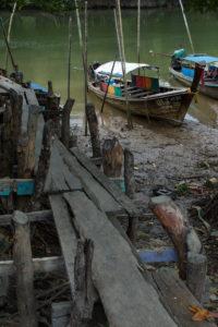 Vasière sur Ko Klang